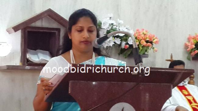 Moodbidri Church Website - Fathima ward annual feast celebrated