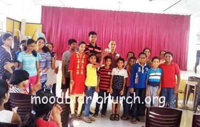 Children's Camp held