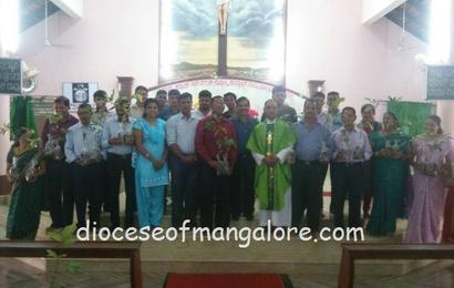 """ICYM Moodbidri celebrated """"Vanamahotsav Day"""""""