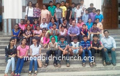 Pilgrimage Tour of Altar boys & Marian Sodality