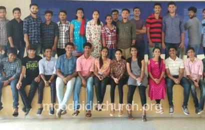 ICYM Moodbidri Unit organises 'Orientation programme for YCS members' and celebrates feast of 'Our Lady of Rosary'