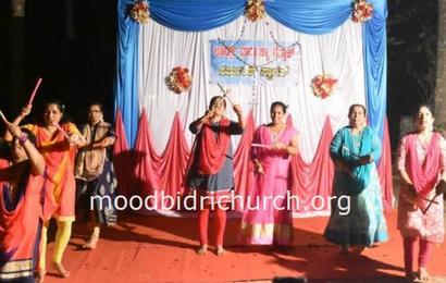 "Lourdes ward celebrated ""Annual Feast"""