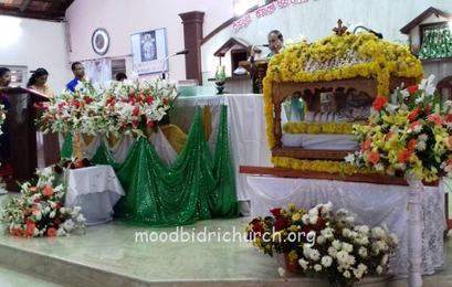 Velankani Ward celebrated the Feast of Velankani Mai