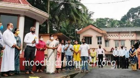 Assumption & Independence day celebrated