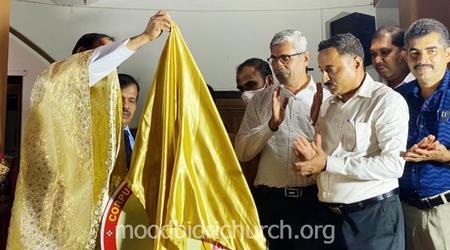 Corpus Christi Church, Moodbidri steps into Golden Jubilee Year