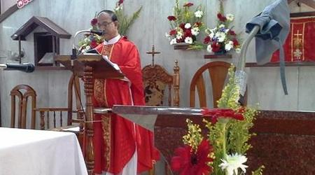 Feast of the Holy Innocents celebrated